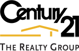 Century 21 | The Realty Group | Pitt County Retina Logo
